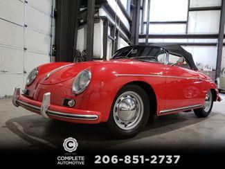 1956 Porsche 356A Speedster 1600