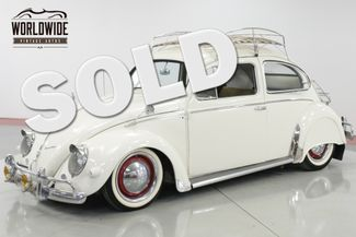 1956 Volkswagen BEETLE EXTREMELY RARE OVAL WINDOW 1968CC MOTOR   Denver, CO   Worldwide Vintage Autos in Denver CO