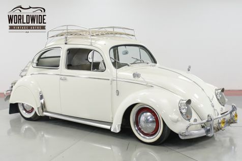 1956 Volkswagen BEETLE EXTREMELY RARE OVAL WINDOW 1968CC MOTOR | Denver, CO | Worldwide Vintage Autos in Denver, CO