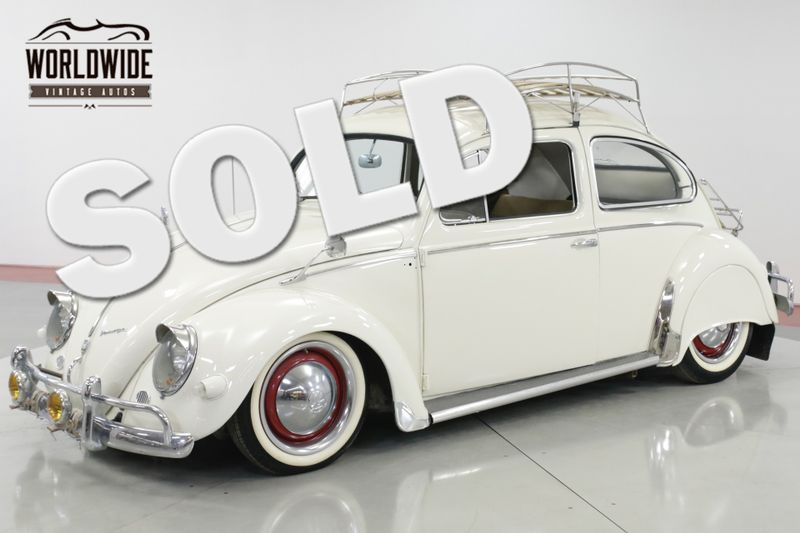 1956 Volkswagen BEETLE EXTREMELY RARE OVAL WINDOW 1968CC MOTOR | Denver, CO | Worldwide Vintage Autos