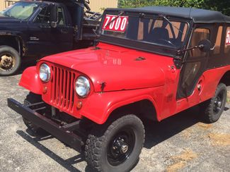 1956 Willys CJ6 2DR Ontario, OH