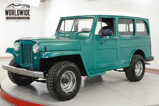 1956 Willys WAGON in Denver CO