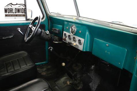1956 Willys WAGON RARE 4X4. 4-SPEED. 4BRL. COLLECTOR GRADE.    Denver, CO   Worldwide Vintage Autos in Denver, CO