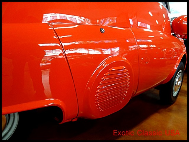 1957 BMW Isetta San Diego, California 20