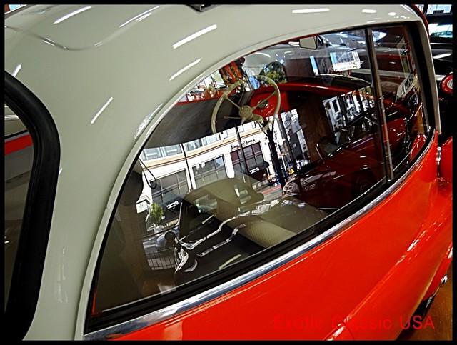 1957 BMW Isetta San Diego, California 21