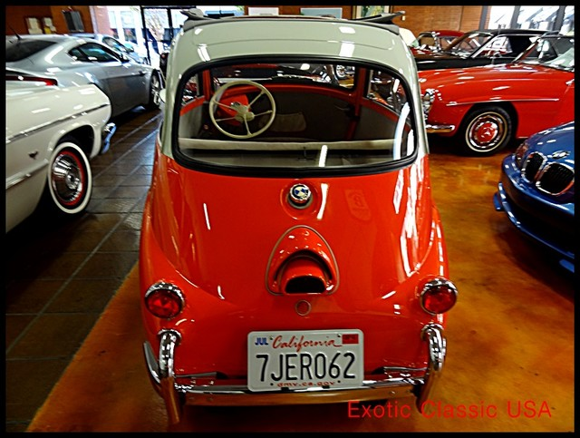 bmw isettaorangeother7129 miles used bmw isetta for sale in san diego california. Black Bedroom Furniture Sets. Home Design Ideas