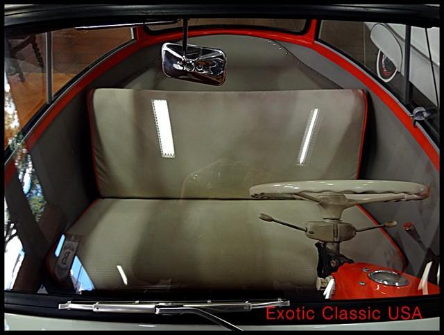 1957 BMW Isetta San Diego, California 47