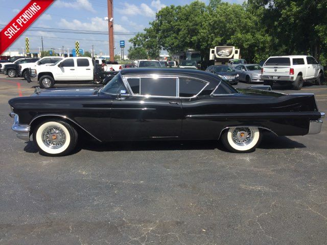 1957 Cadillac Coupe Model 62 Restomod