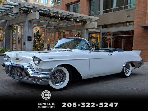 1957 Cadillac Eldorado Biarritz Convertible The Golden Pearl Designed By John D'Agostino Rare! in Seattle