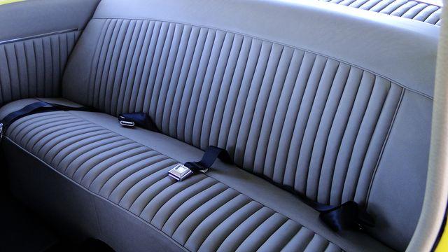 1957 Chevrolet 150 POST SEDAN HOLLYWOOD KNIGHTS STYLE Phoenix, Arizona 5