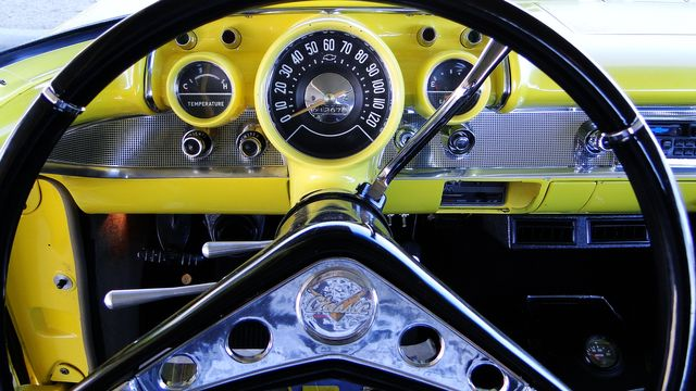 1957 Chevrolet 150 POST SEDAN HOLLYWOOD KNIGHTS STYLE Phoenix, Arizona 29