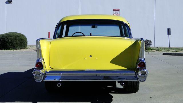 1957 Chevrolet 150 POST SEDAN HOLLYWOOD KNIGHTS STYLE Phoenix, Arizona 8