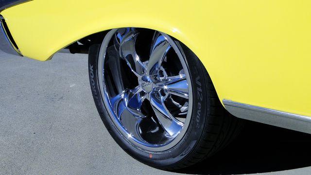 1957 Chevrolet 150 POST SEDAN HOLLYWOOD KNIGHTS STYLE Phoenix, Arizona 47