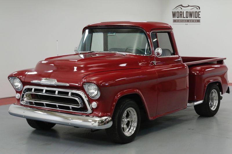 1957 Chevrolet 3100 Restored V8 Auto Big Window Street Rod