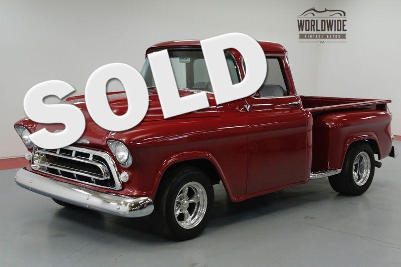 1957 Chevrolet 3100 RESTORED. V8! AUTO. BIG WINDOW! STREET ROD   Denver, CO   Worldwide Vintage Autos