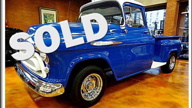 1957 Chevrolet 3200 350 V8 La Jolla, Califorina
