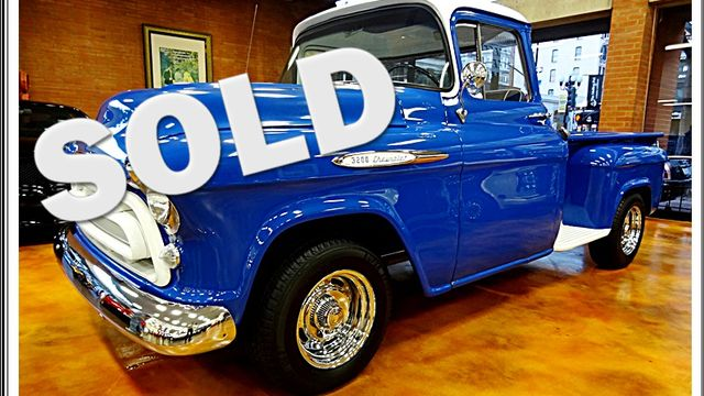 1957 Chevrolet 3200 350 V8 La Jolla, California