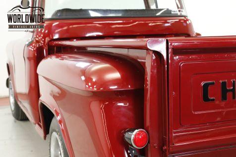 1958 Chevrolet APACHE 3100 RESTORED BIG WINDOW CHROME RARE   Denver, CO   Worldwide Vintage Autos in Denver, CO
