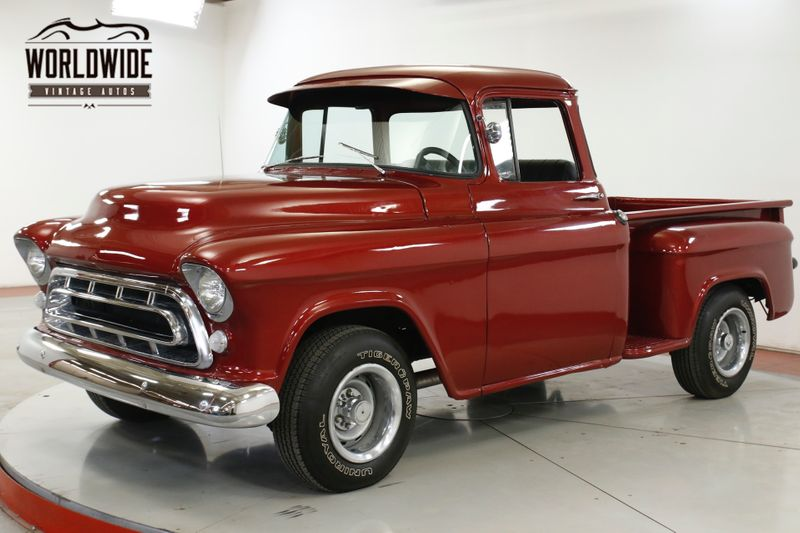 1958 Chevrolet APACHE 3100 RESTORED BIG WINDOW CHROME RARE   Denver, CO   Worldwide Vintage Autos