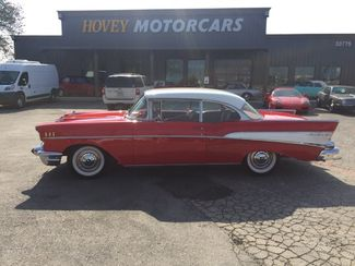 1957 Chevrolet Bel Air Hardtop Frame Off in Boerne, Texas 78006