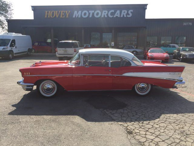 1957 Chevrolet Bel Air Hardtop Frame Off Boerne, Texas