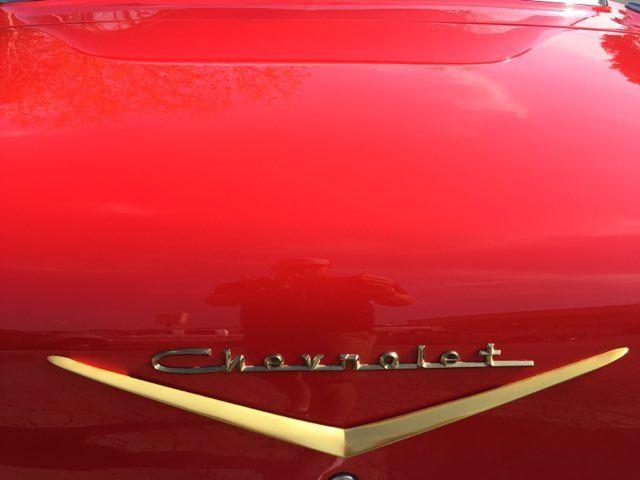 1957 Chevrolet Bel Air Hardtop Frame Off Boerne, Texas 10