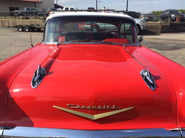 1957 Chevrolet Bel Air Hardtop Frame Off Boerne, Texas 13