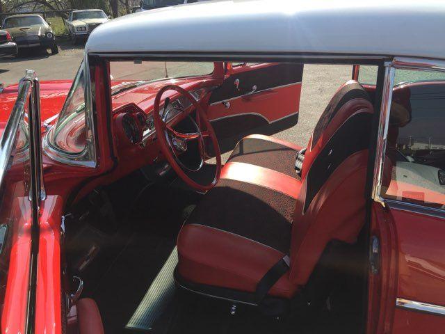 1957 Chevrolet Bel Air Hardtop Frame Off Boerne, Texas 14