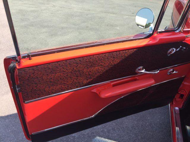 1957 Chevrolet Bel Air Hardtop Frame Off Boerne, Texas 21
