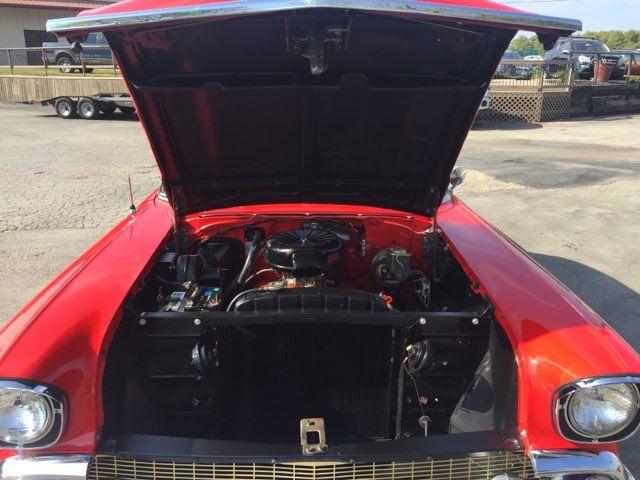 1957 Chevrolet Bel Air Hardtop Frame Off Boerne, Texas 33