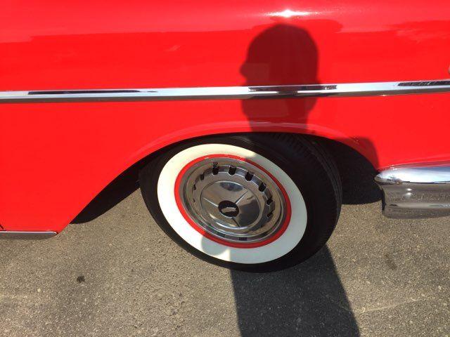 1957 Chevrolet Bel Air Hardtop Frame Off Boerne, Texas 34