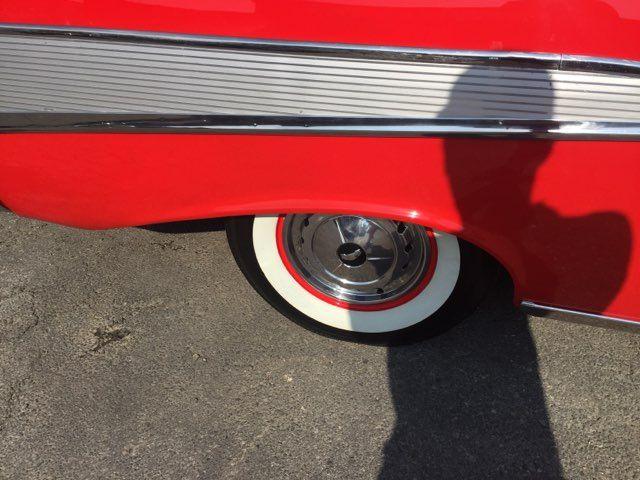 1957 Chevrolet Bel Air Hardtop Frame Off Boerne, Texas 35