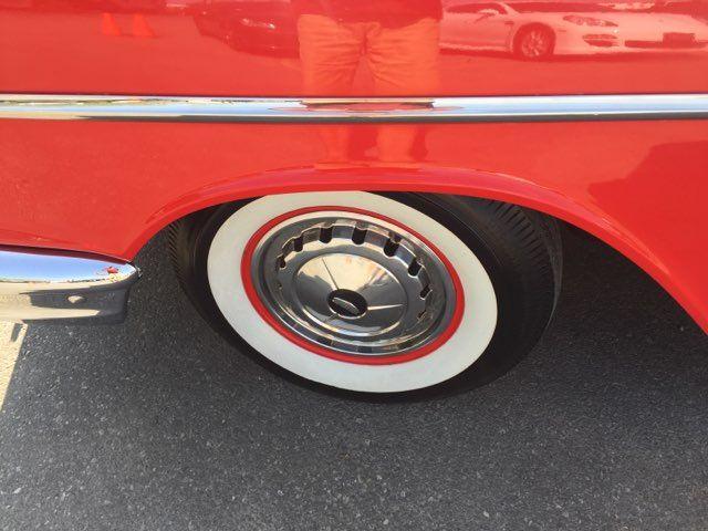 1957 Chevrolet Bel Air Hardtop Frame Off Boerne, Texas 36