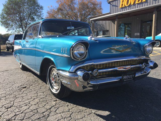1957 Chevrolet Bel Air Hardtop in Boerne, Texas 78006