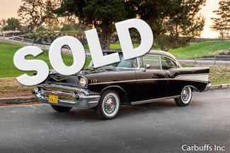 1957 Chevrolet Bel Air 2 dr Hardtop   Concord, CA   Carbuffs in Concord