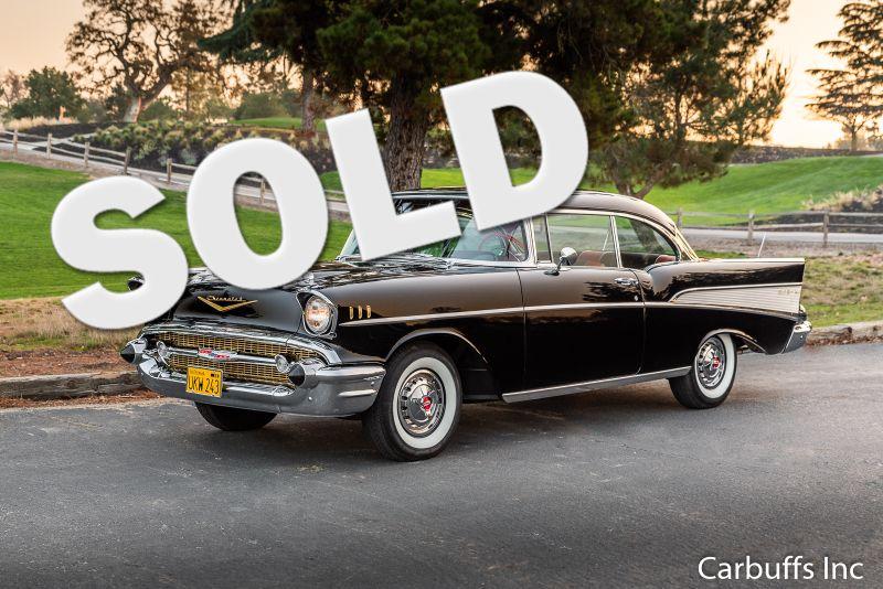 1957 Chevrolet Bel Air 2 dr Hardtop | Concord, CA | Carbuffs