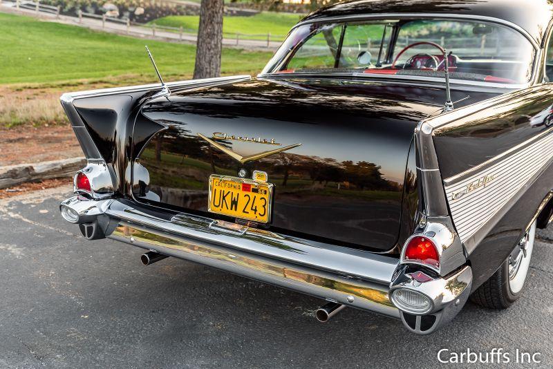 1957 Chevrolet Bel Air 2 dr Hardtop | Concord, CA | Carbuffs in Concord, CA