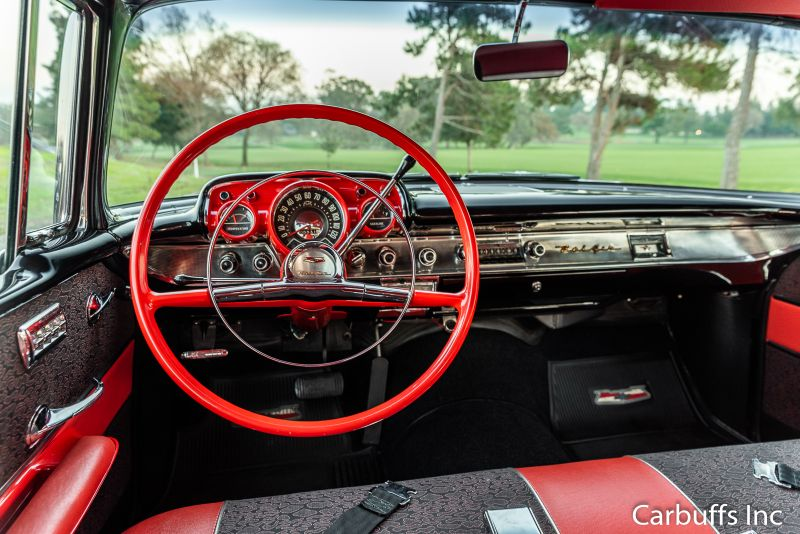 1957 Chevrolet Bel Air 2 dr Hardtop | Concord, CA | Carbuffs in Concord, CA