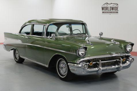 1957 Chevrolet BEL AIR  TWO OWNER. RESTORED. 350V8. TH350 AUTOMATIC. | Denver, CO | Worldwide Vintage Autos in Denver, CO