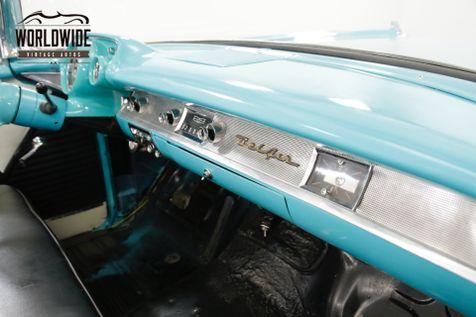 1957 Chevrolet BEL AIR CUSTOM CONVERTIBLE -WAS A HARD TOP ORIGINALLY | Denver, CO | Worldwide Vintage Autos in Denver, CO
