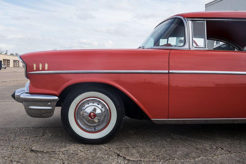 1957 Chevrolet Bel Air Freshly Rebuilt 283 Power Pack  in Rowlett, Texas