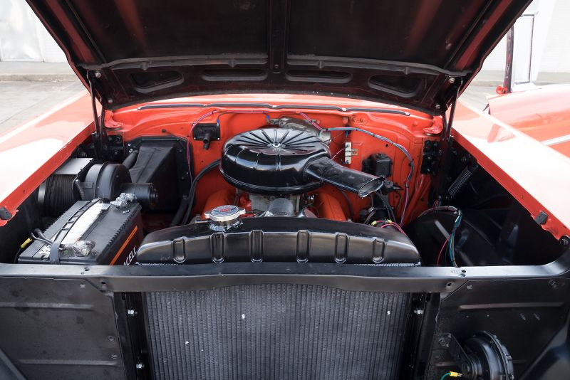 1957 Chevrolet Bel Air Freshly Rebuilt 283 Power Pack  in Rowlett, Texas