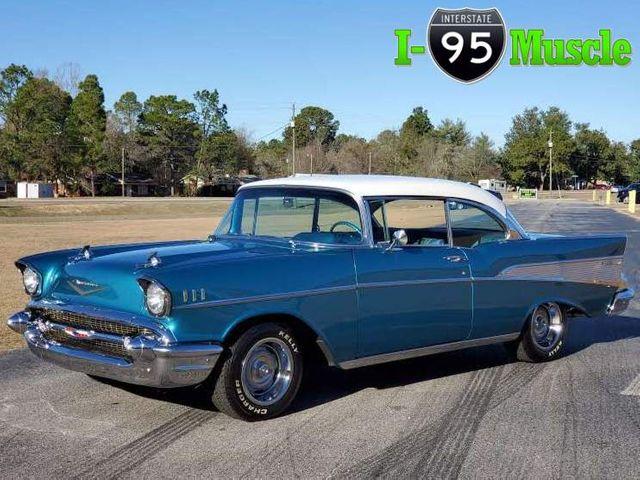 1957 Chevrolet BEL-AIR 2 Door
