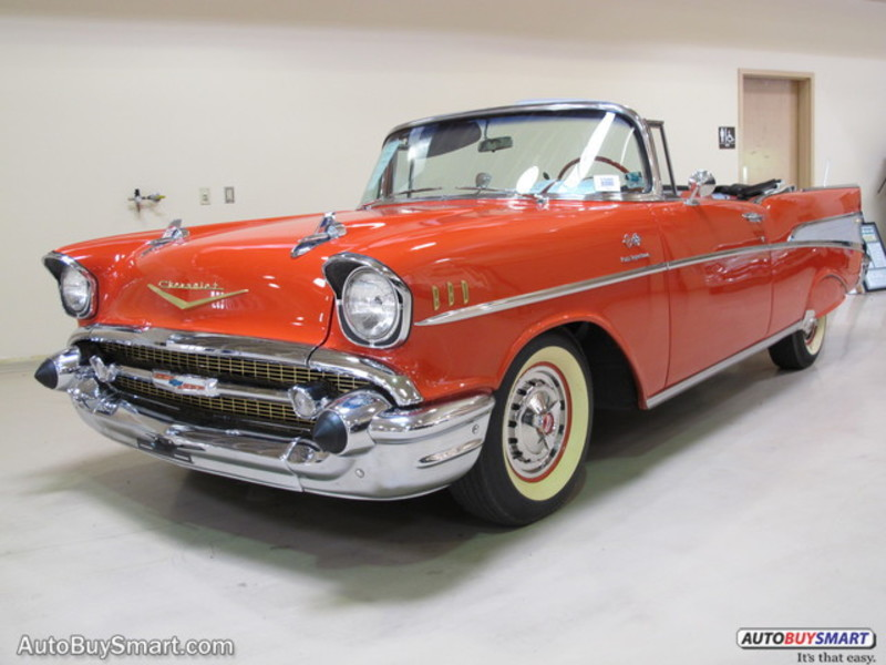 1957 Chevrolet Bel Air Convertible  in Las Vegas, NV
