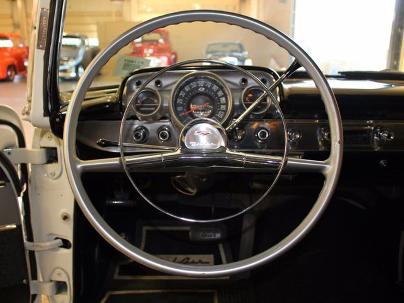 1957 Chevrolet Bel Air Steering Column Wiring Harness Chevy In Las Vegas