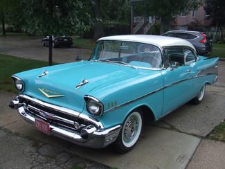 1957 Chevrolet Bel Air    Mokena, Illinois   Classic Cars America LLC in Mokena Illinois