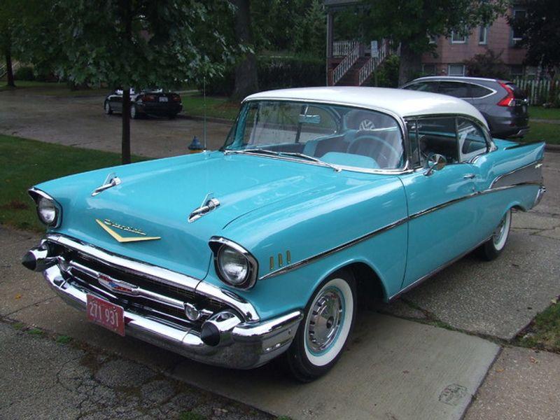 1957 Chevrolet Bel Air  | Mokena, Illinois | Classic Cars America LLC in Mokena Illinois
