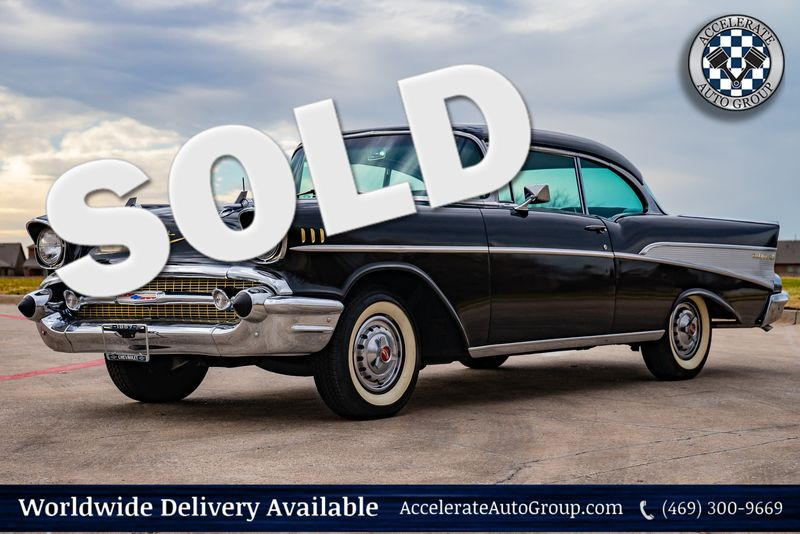 1957 Chevrolet BEL AIR  in Rowlett Texas