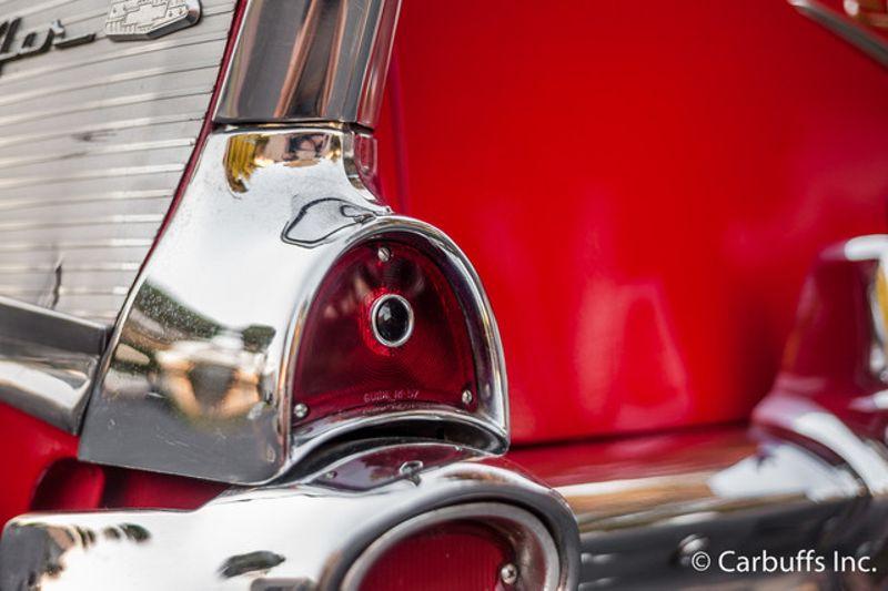 1957 Chevrolet Belair 2dr   Concord, CA   Carbuffs in Concord, CA