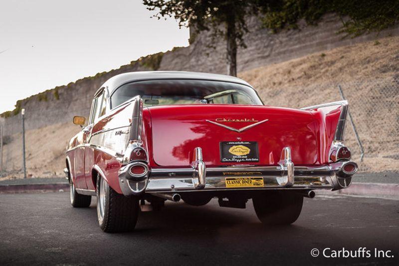 1957 Chevrolet Belair 2dr | Concord, CA | Carbuffs in Concord, CA